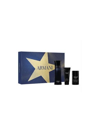 Giorgio Armani Parfüm Set Renksiz